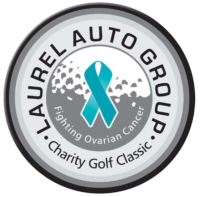 Laurel Auto teal logo
